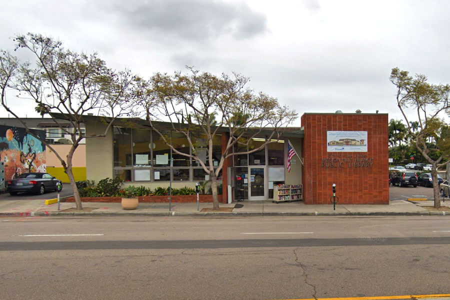 Old Mission Hills Library